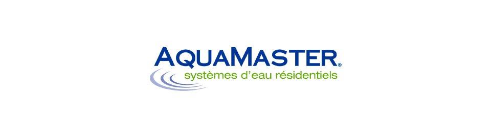 AquaMaster- Système de traitement d'eau résidentiel Bisson Service