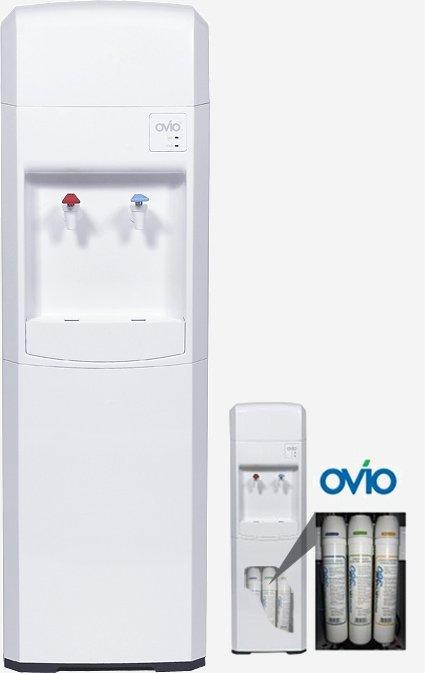OVIO Refroidisseur d'eau ULTRAFILTRATION ou Osmose inverse