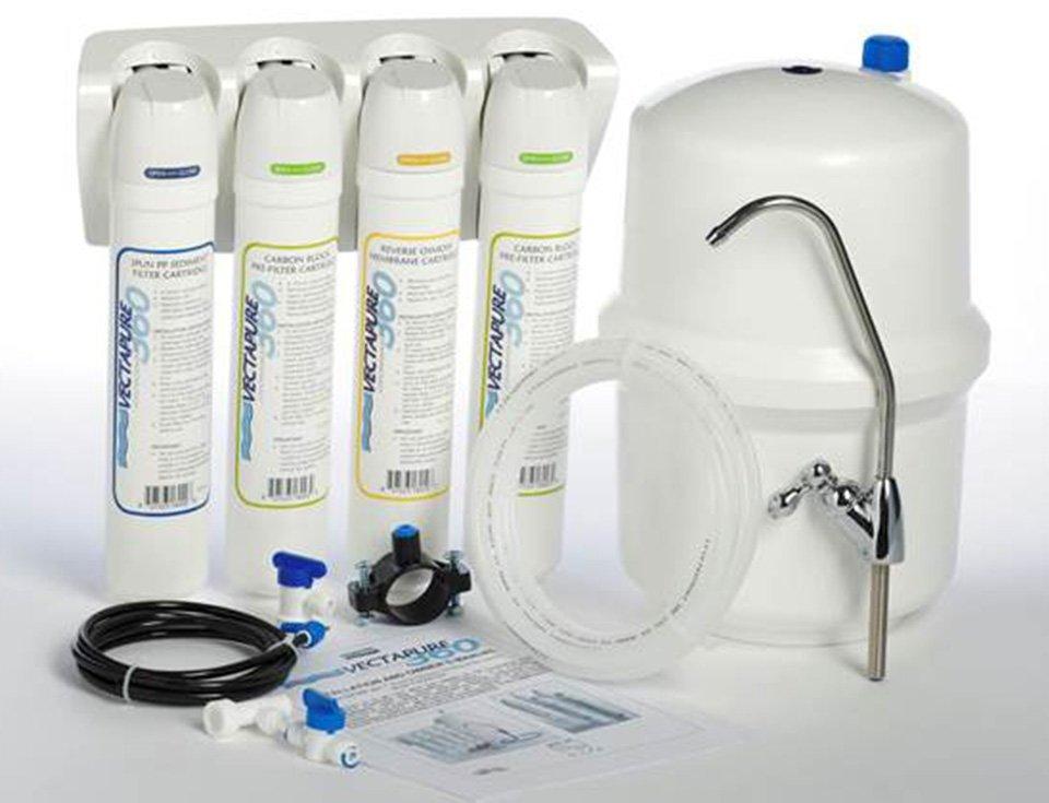 Système de traitement d'eau Vectapure 360