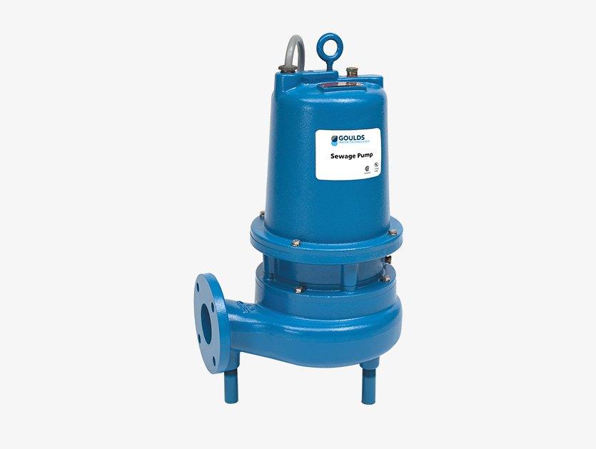 Pompe à eau agricole, commerciale, industrielle 3888D3 Gouds pumps