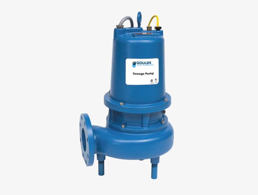 Pompe à eau agricole, commerciale, industrielle 4SD52 Gouds pumps
