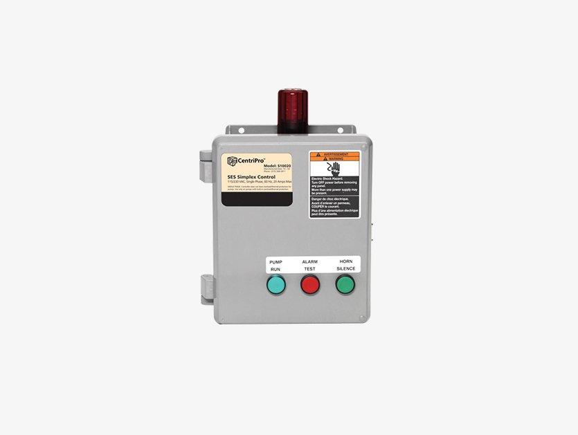 Control Pump