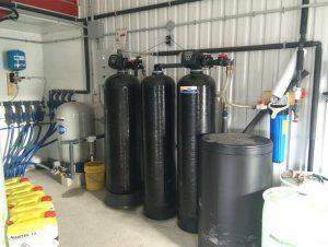 Volaille Martel sytème de traitement eau agricole