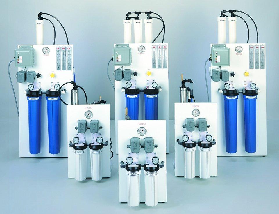 Bisson Service pompes agricoles, commerciales et industrielles, Système de traitement d'eau