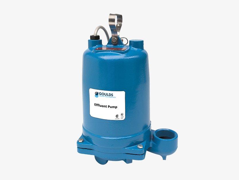 Pompe à égoût 3885 résidentielle Gouds pumps