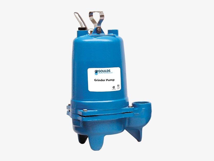 Pompe résidentiel à égoût 3886 Gouds pumps