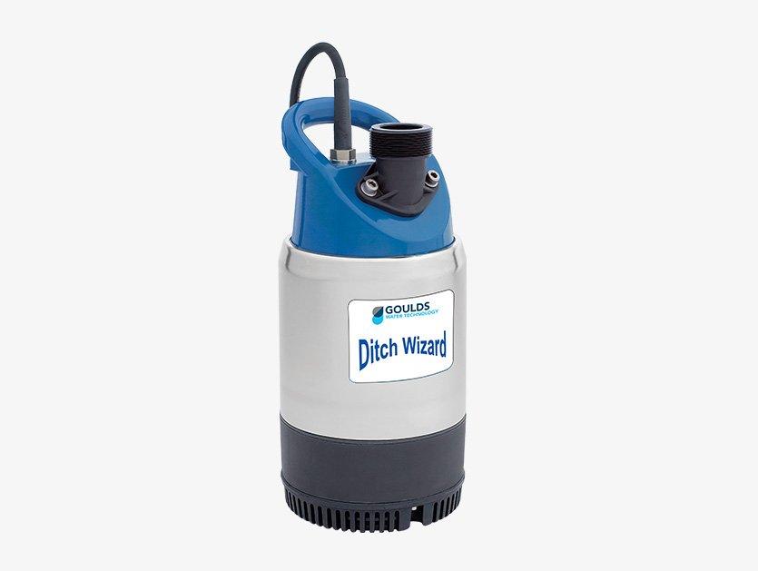 Pompe à eau agricole, commerciale, industrielle DW Gouds pumps