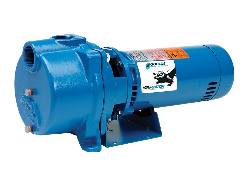 Irrigation à gros débit pompe résidentielle Gouds pumps