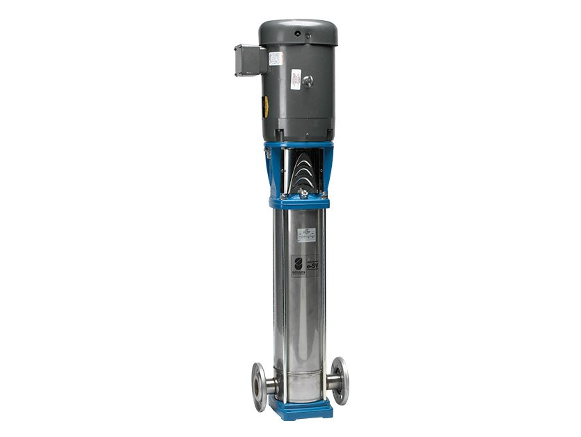Pompes à eau agricole, commerciale, industrielle SV Gouds pumps